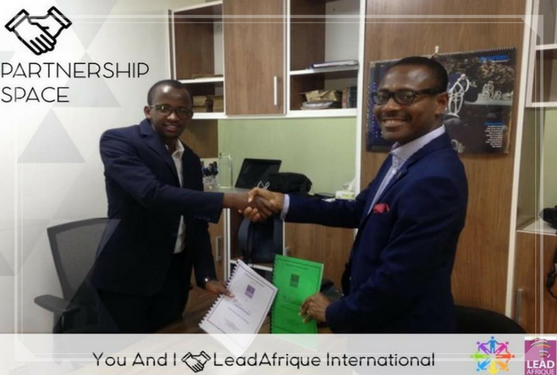 You And I Official Partnership With LeadAfrique International