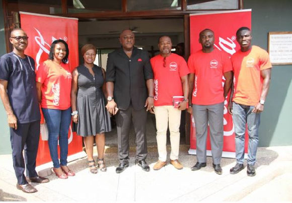 LeadAfrique, Coca Cola hold Teacher Transformation Programme in Tema West