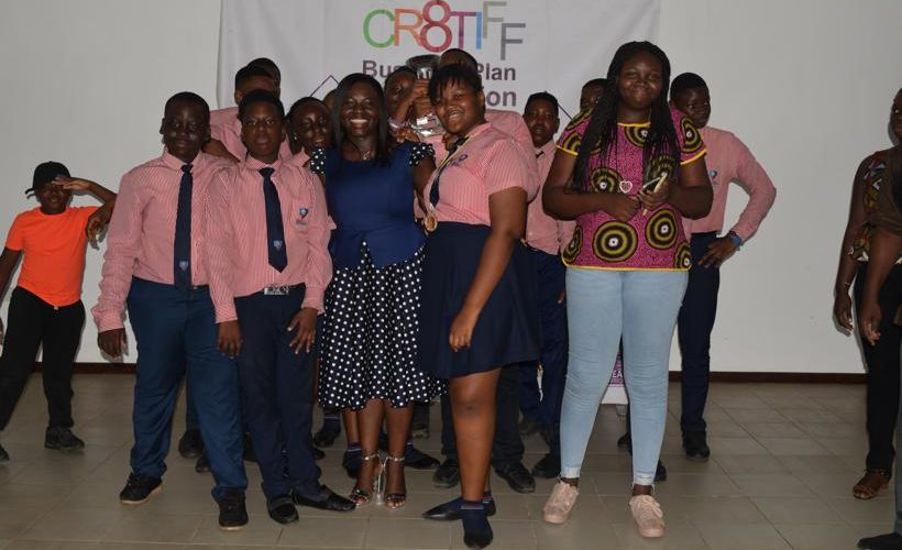 MEDICORP INC – WINNERS OF THE 2019 CR8TIFF BUSINESS PLAN COMPETITION