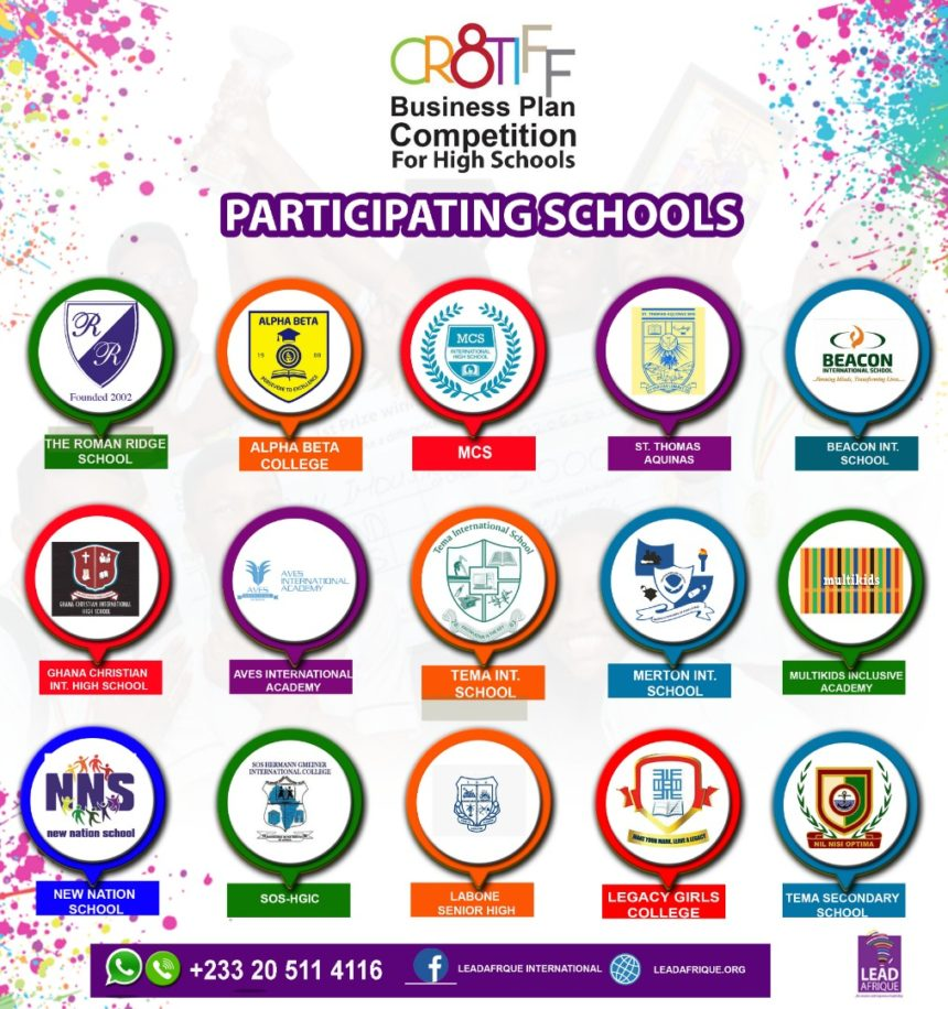 High School Students Battle For The Ultimate Entrepreneurial Award – 2019/2020