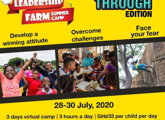 LEADERSHIP FARM SUMMER CAMP