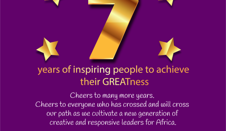 LEADAFRIQUE INTERNATIONAL IS 7 YEARS TODAY