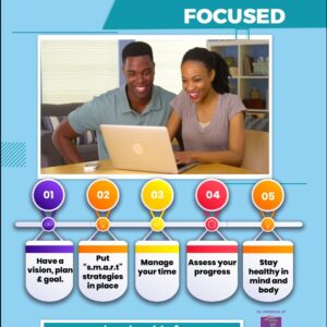 5 TIPS TO STAY FOCUSED